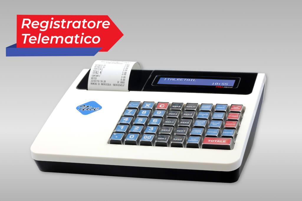 Ital Nice registratore di cassa telematico